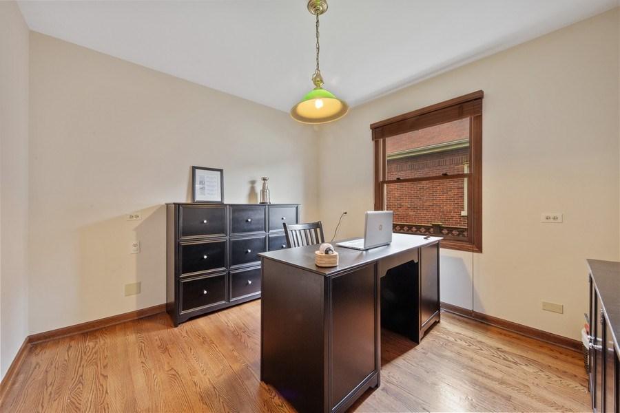 Real Estate Photography - 785 S Fairfield, Elmhurst, IL, 60126 - Office