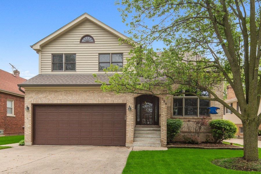 Real Estate Photography - 785 S Fairfield, Elmhurst, IL, 60126 - Front View