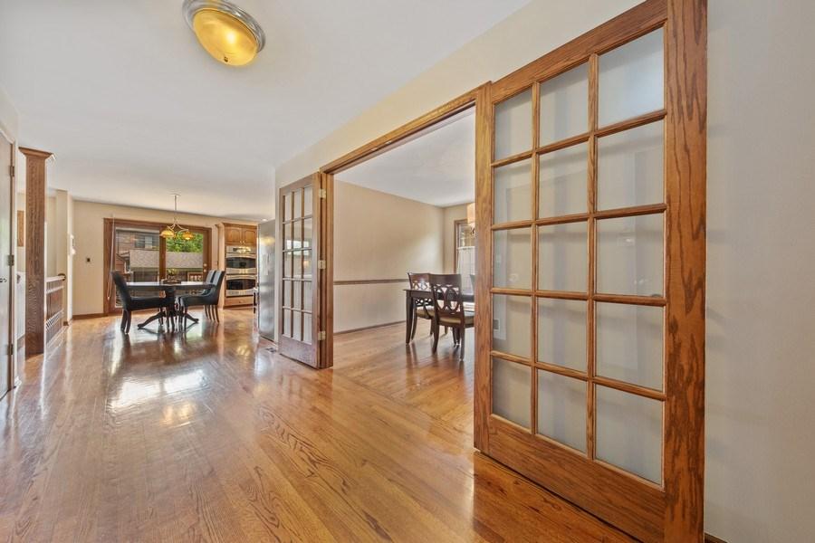 Real Estate Photography - 785 S Fairfield, Elmhurst, IL, 60126 - Hallway
