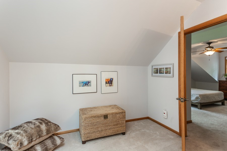 Real Estate Photography - 219 Chickadee Trail, Michigan City, IN, 46360 - 2nd Bedroom