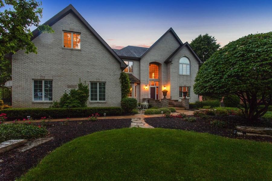 Real Estate Photography - 24547 W. Park River Lane, Shorewood, IL, 60404 - Location 2
