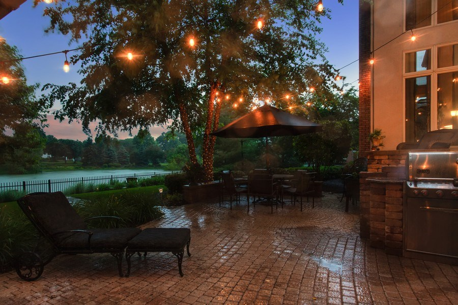 Real Estate Photography - 24547 W. Park River Lane, Shorewood, IL, 60404 - Location 8