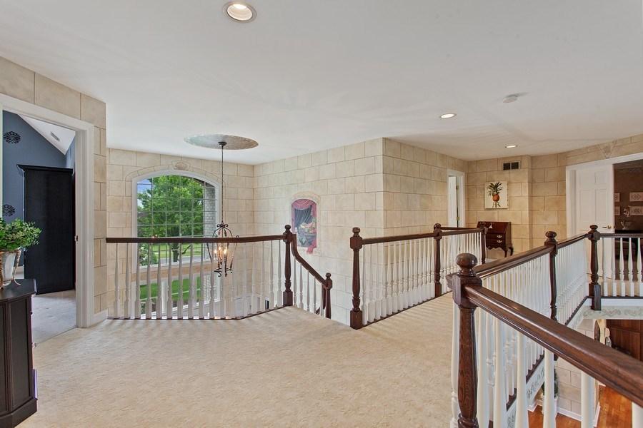 Real Estate Photography - 24547 W. Park River Lane, Shorewood, IL, 60404 - Hallway