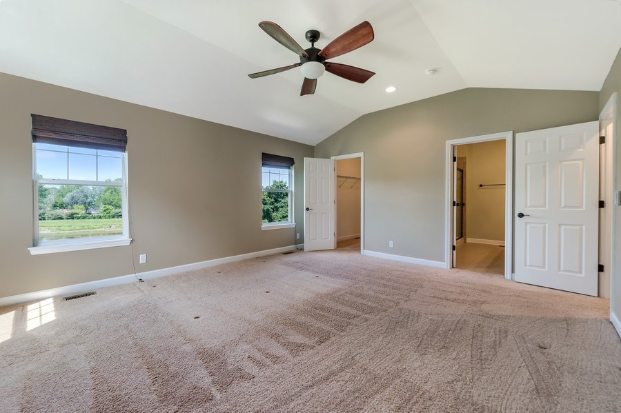 Real Estate Photography - 6N338 Whitmore Cir Unit A, St. Charles, IL, 60174 - Master Bedroom