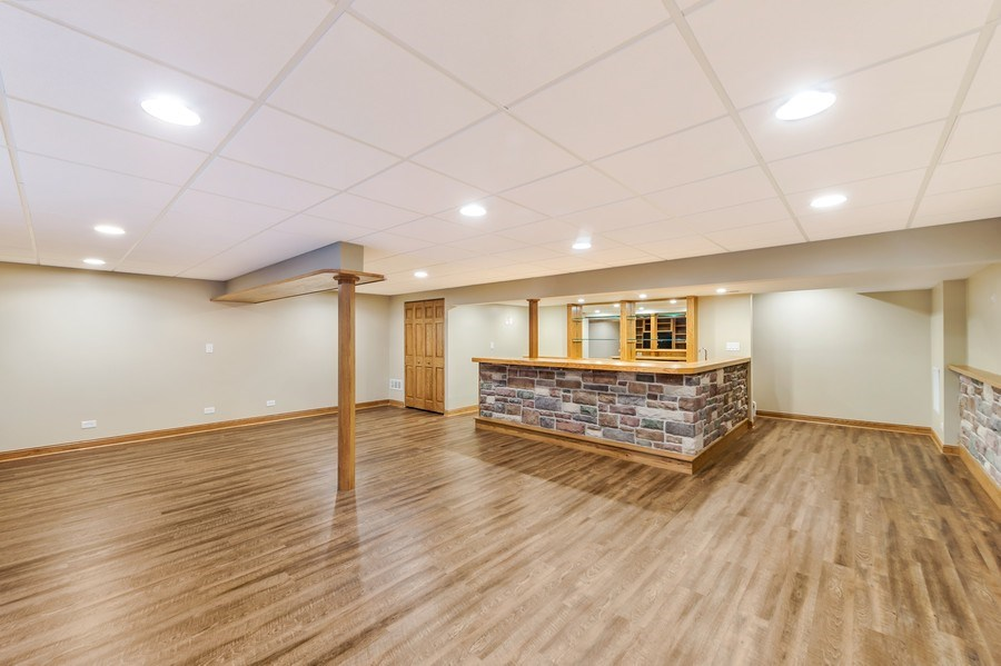 Real Estate Photography - 6N338 Whitmore Cir Unit A, St. Charles, IL, 60174 - Lower Level