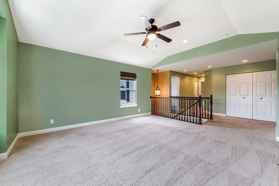 Real Estate Photography - 6N338 Whitmore Cir Unit A, St. Charles, IL, 60174 - Loft/Third Bedroom