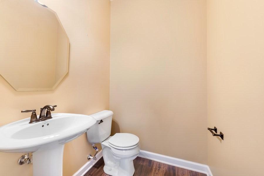Real Estate Photography - 6N338 Whitmore Cir Unit A, St. Charles, IL, 60174 - Half Bath