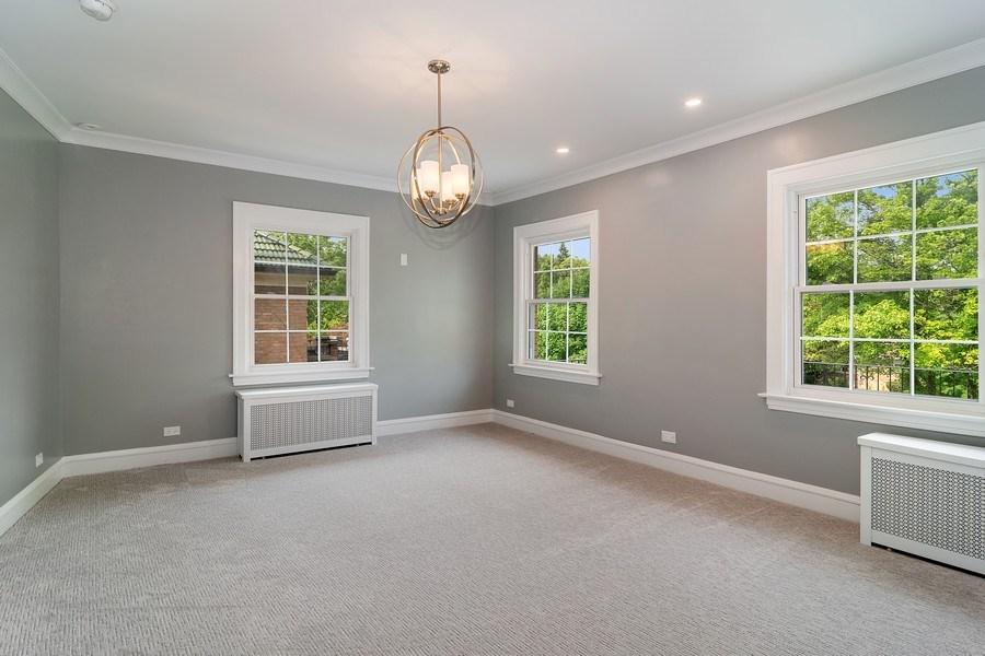 Real Estate Photography - 906 Columbian, Oak Park, IL, 60302 - Master Bedroom