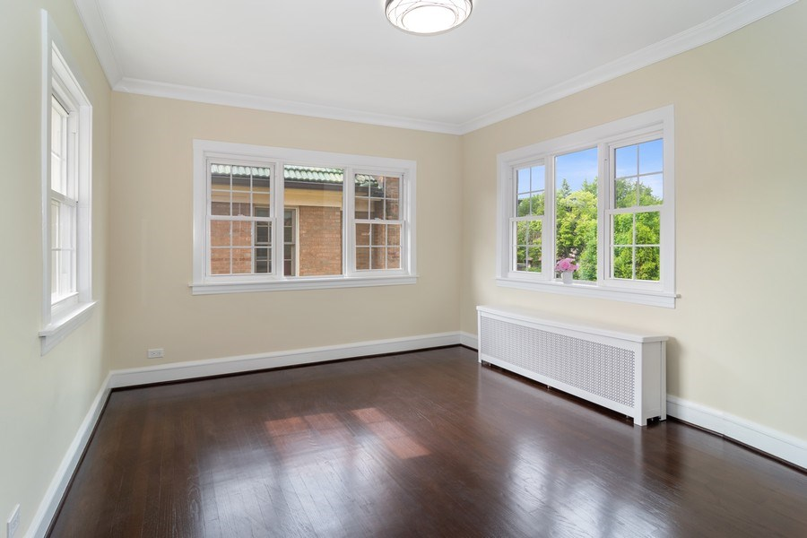 Real Estate Photography - 906 Columbian, Oak Park, IL, 60302 - 2nd Bedroom