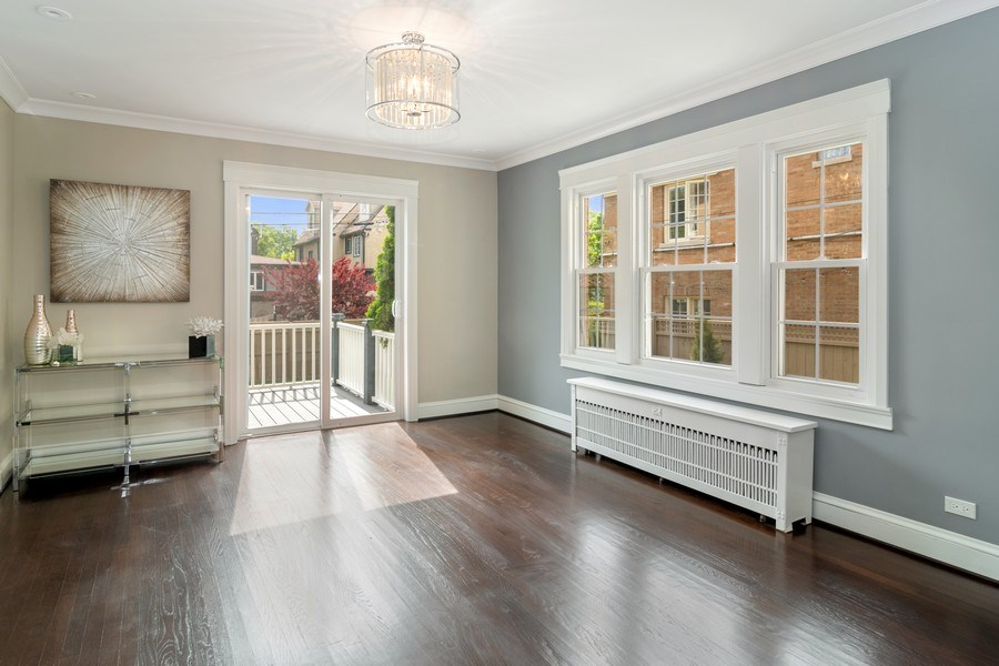 Real Estate Photography - 906 Columbian, Oak Park, IL, 60302 - Dining Room