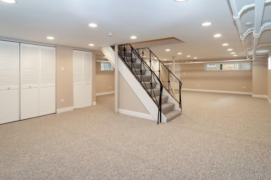 Real Estate Photography - 906 Columbian, Oak Park, IL, 60302 - Basement