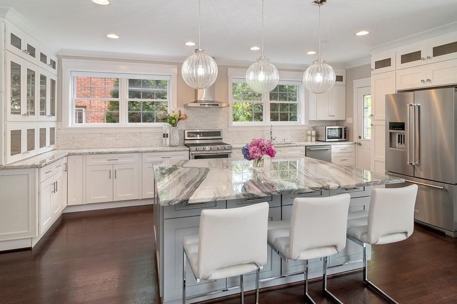 Real Estate Photography - 906 Columbian, Oak Park, IL, 60302 - Kitchen