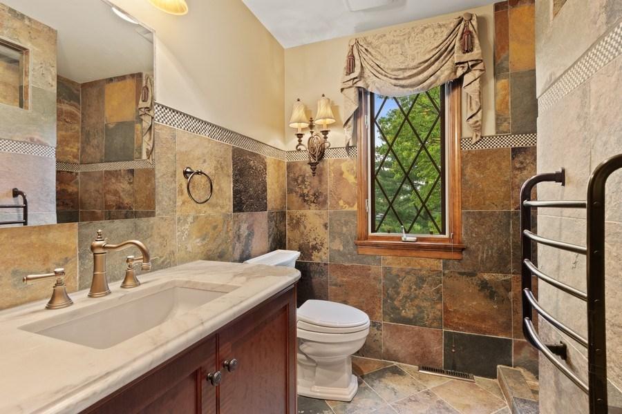 Real Estate Photography - 600 Ruskin Drive, Elk Grove, IL, 60007 - Master Bathroom
