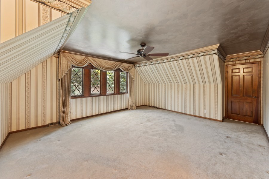 Real Estate Photography - 600 Ruskin Drive, Elk Grove, IL, 60007 - Master Bedroom