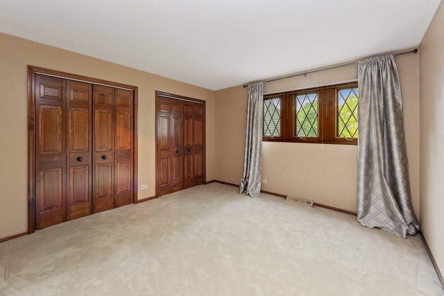 Real Estate Photography - 600 Ruskin Drive, Elk Grove, IL, 60007 - 2nd Bedroom