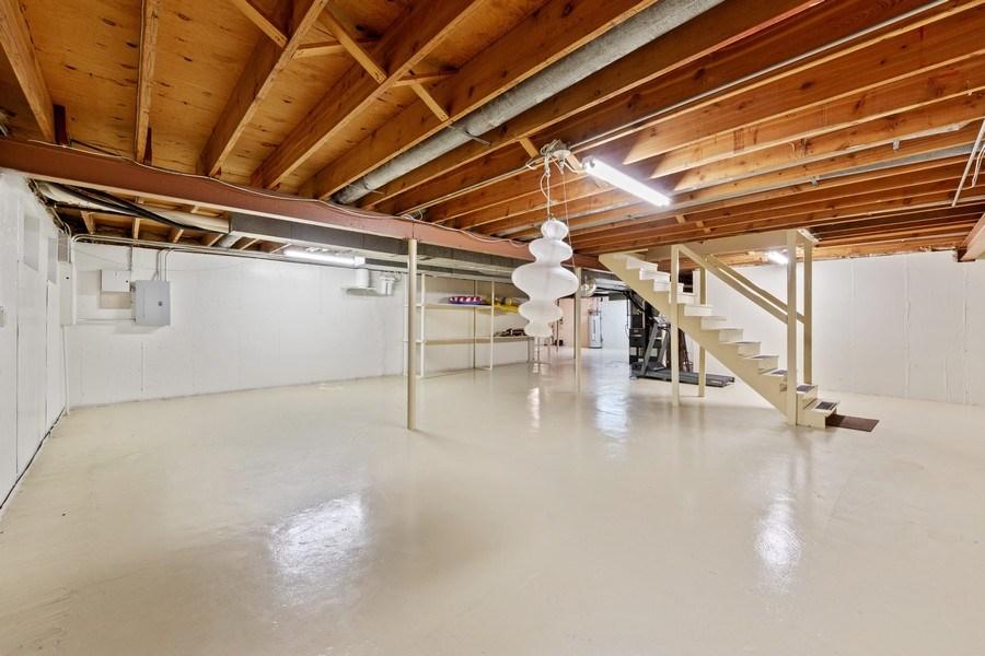 Real Estate Photography - 600 Ruskin Drive, Elk Grove, IL, 60007 - Basement