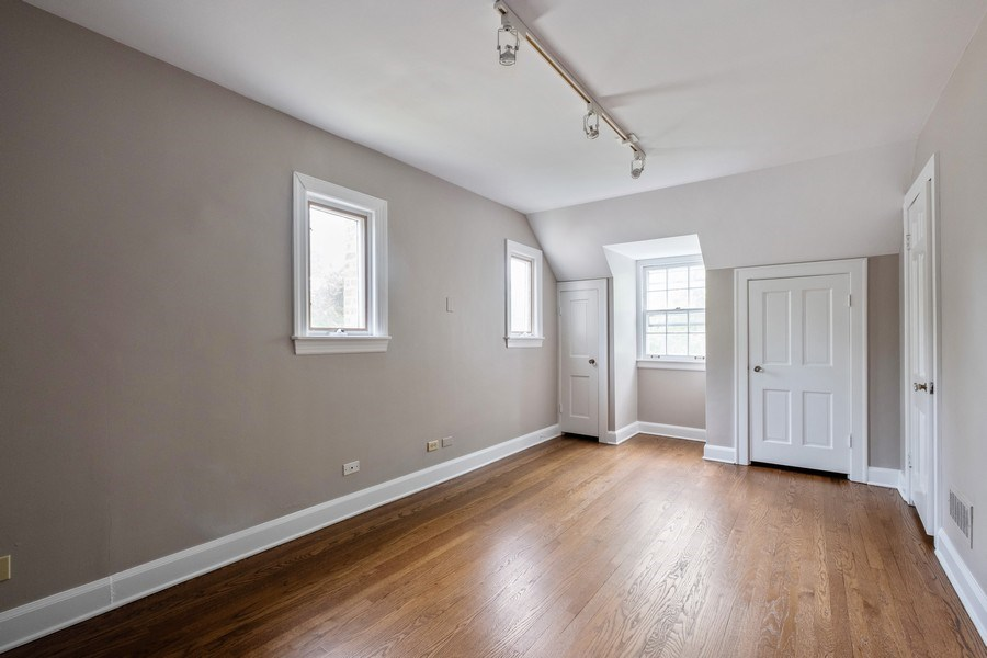 Real Estate Photography - 825 Marion Ave, Highland Park, IL, 60035 - 4th Bedroom