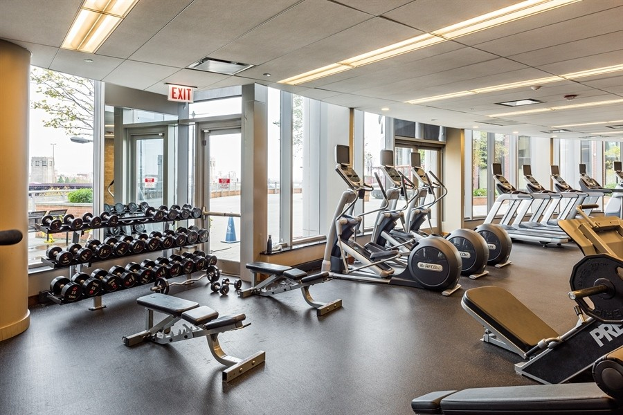 Real Estate Photography - 420 E. Waterside Dr, 1603, Chicago, IL, 60601 -