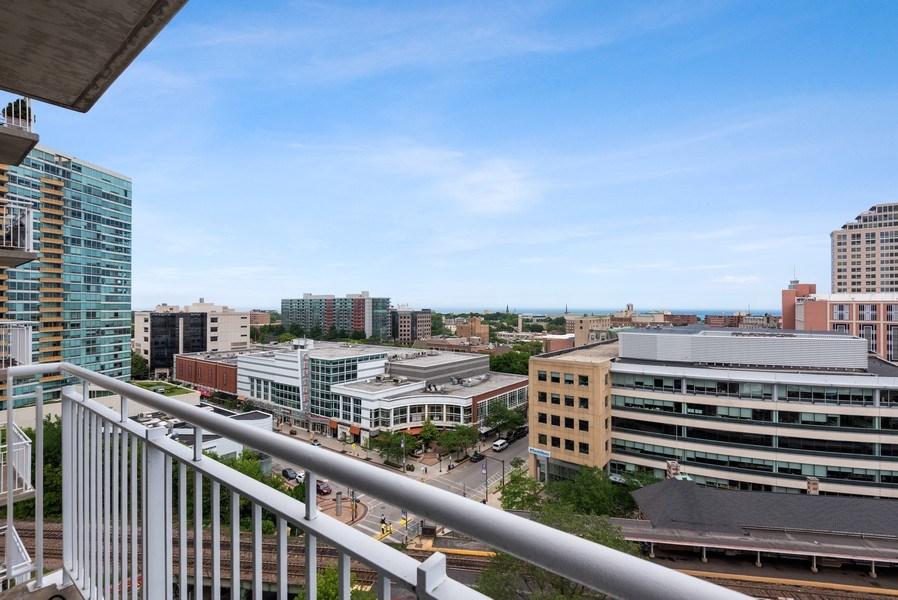 Real Estate Photography - 1640 Maple Avenue, 1207, Evanston, IL, 60201 - View