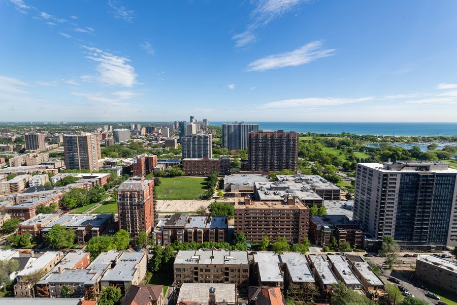Real Estate Photography - 655 W Irving Park, 3216, Chicago, IL, 60613 - View