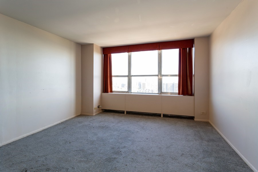 Real Estate Photography - 655 W Irving Park, 3216, Chicago, IL, 60613 - Bedroom