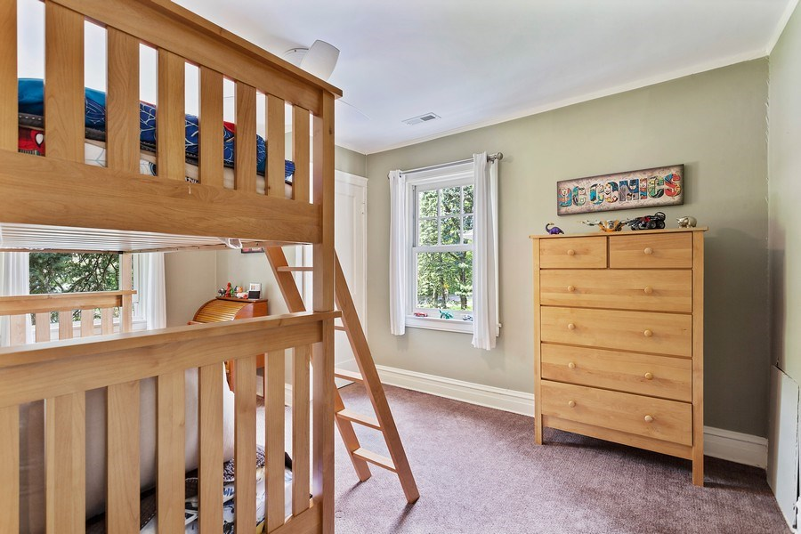 Real Estate Photography - 121 Thatcher, River Forest, IL, 60305 - 3rd Bedroom