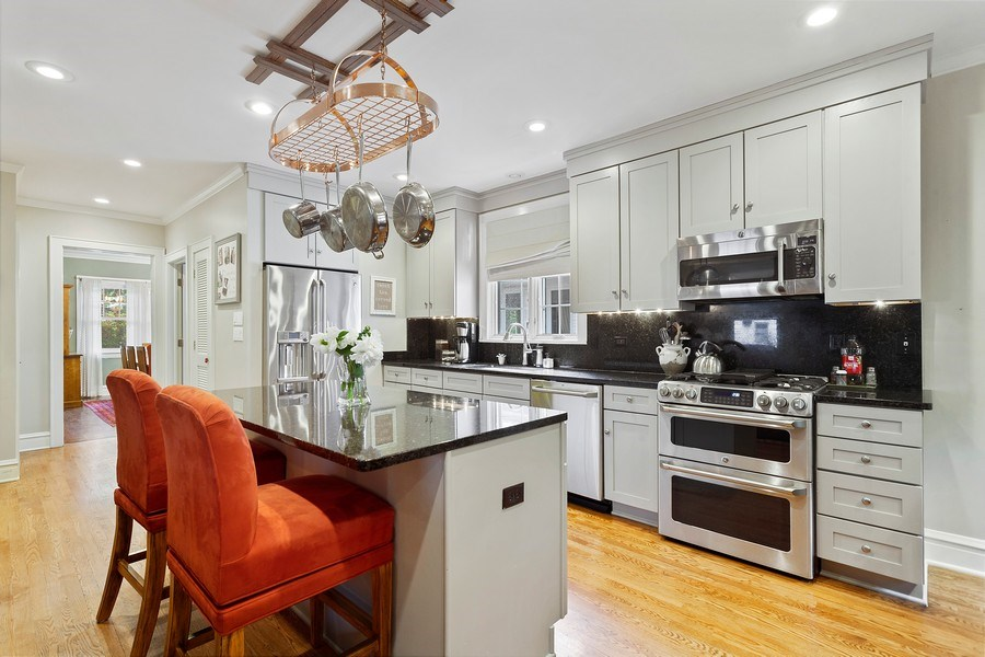 Real Estate Photography - 121 Thatcher, River Forest, IL, 60305 - Kitchen