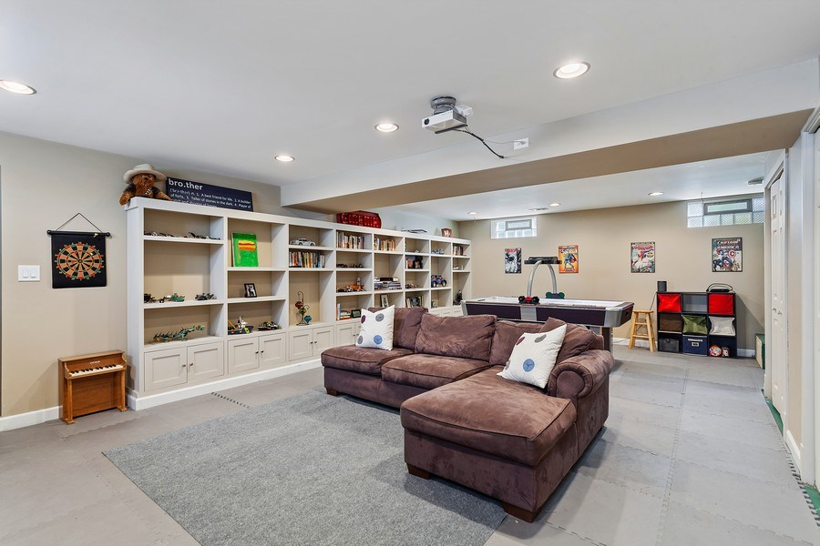 Real Estate Photography - 121 Thatcher, River Forest, IL, 60305 - Basement