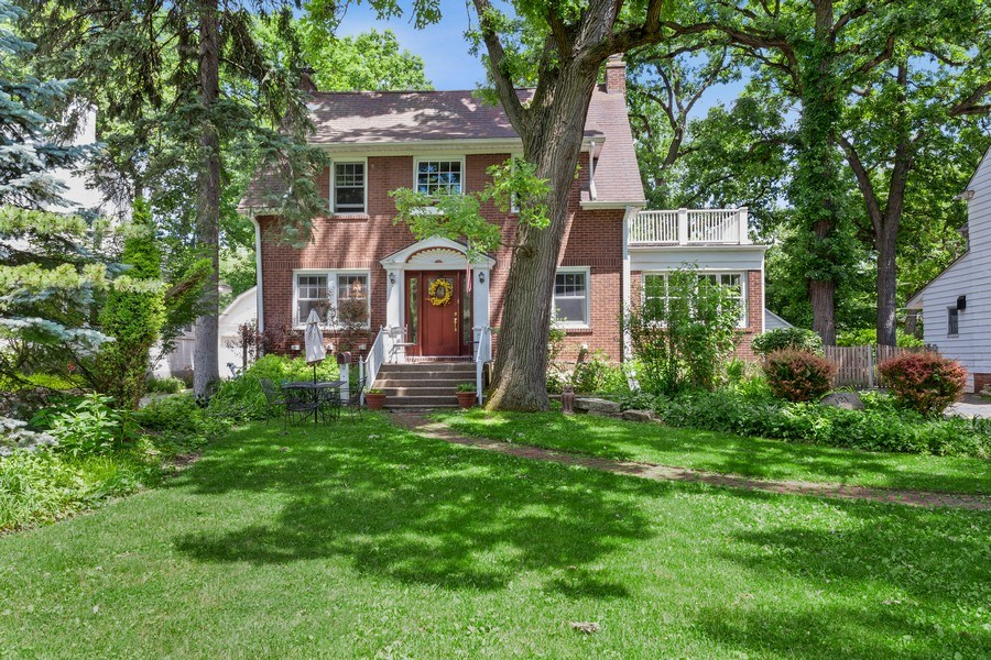 Real Estate Photography - 121 Thatcher, River Forest, IL, 60305 - Front View