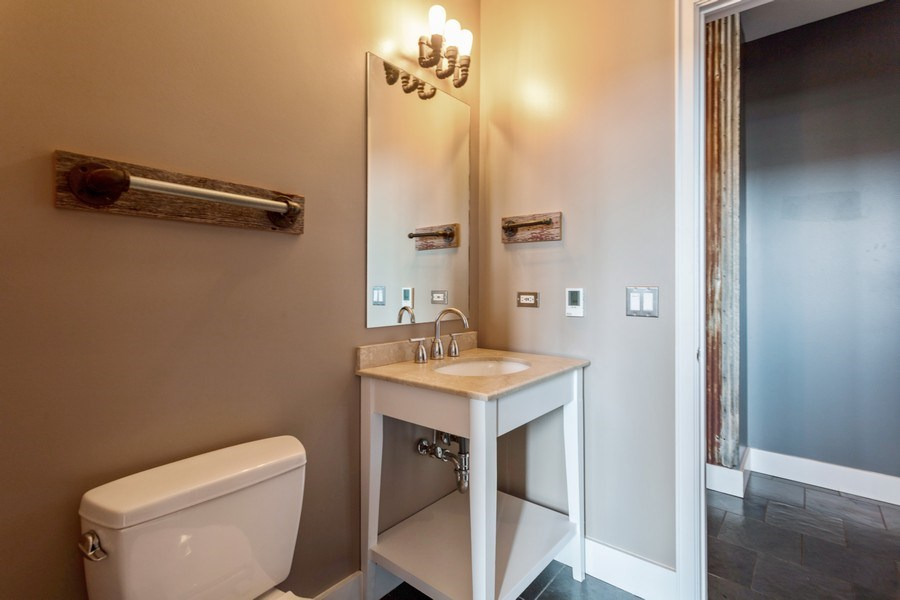 Real Estate Photography - 2332 S Michigan Ave, #206, Chicago, IL, 60618 - Bathroom
