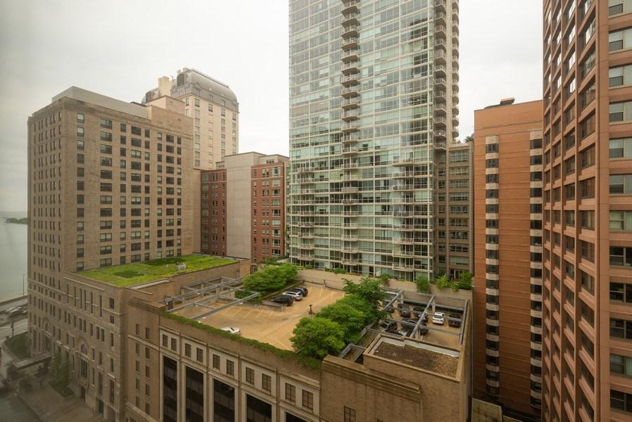 Real Estate Photography - 260 E Chestnut, Unit 1605, Chicago, IL, 60611 - View