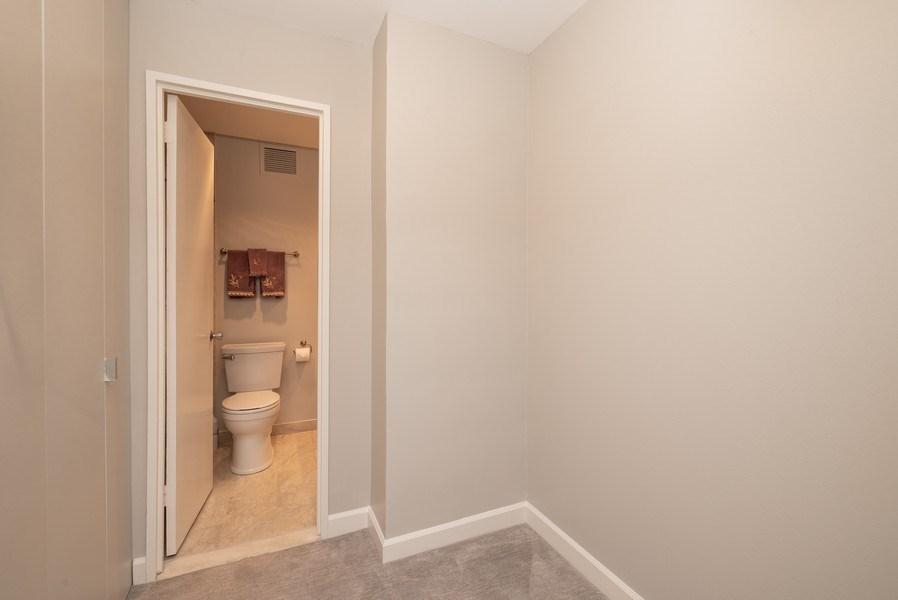 Real Estate Photography - 260 E Chestnut, Unit 1605, Chicago, IL, 60611 - Closet