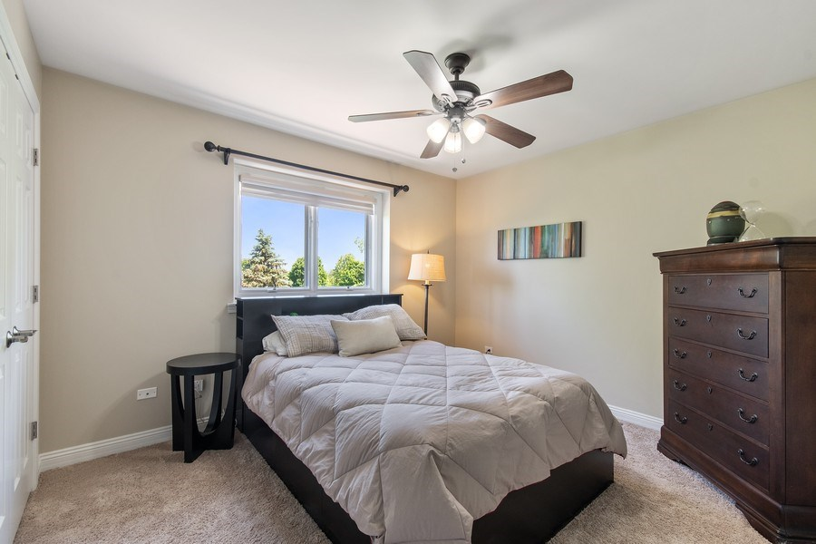 Real Estate Photography - 36W746 Whispering Trail, St. Charles, IL, 60175 - 4th Bedroom