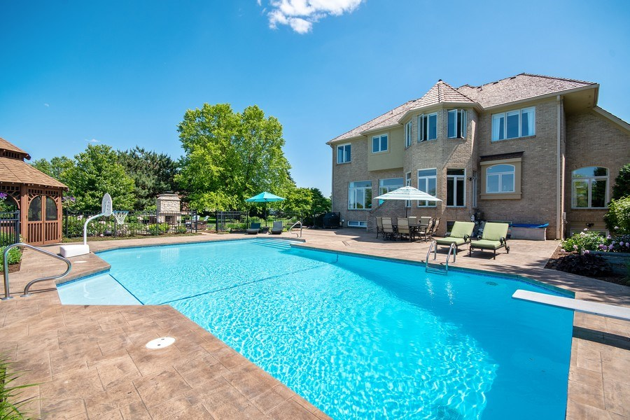 Real Estate Photography - 36W746 Whispering Trail, St. Charles, IL, 60175 -