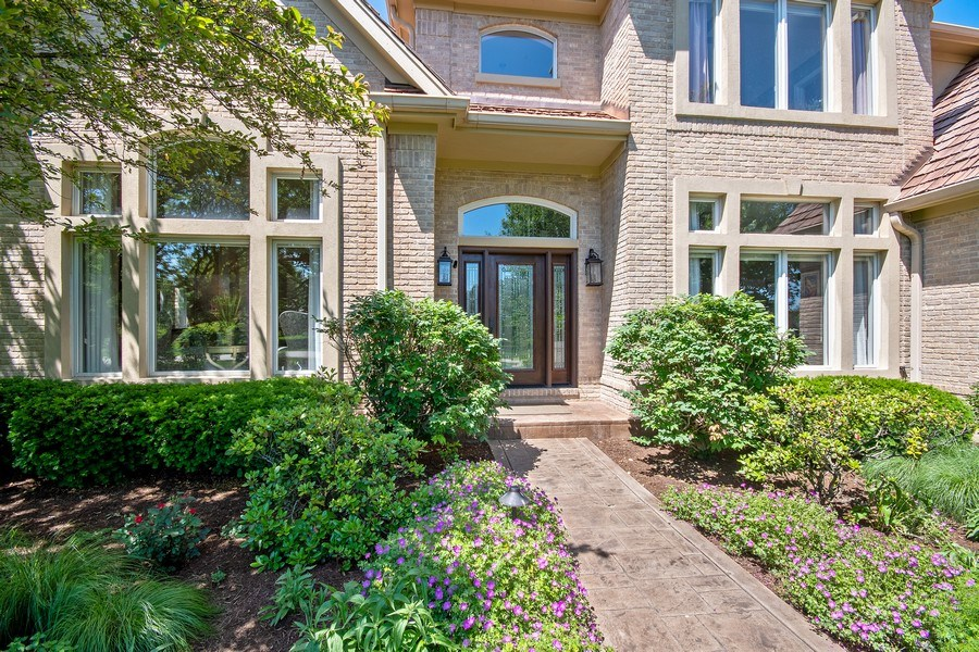 Real Estate Photography - 36W746 Whispering Trail, St. Charles, IL, 60175 - Front View