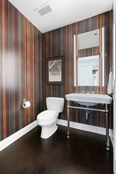 Real Estate Photography - 10 E Deleware Pl, 15A, Chicago, IL, 60611 - Bathroom