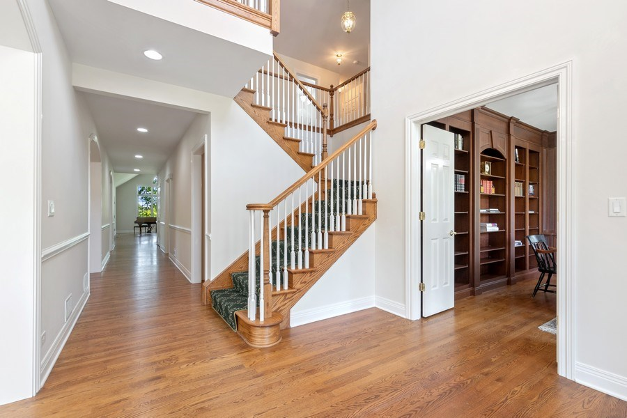 Real Estate Photography - 2888 Independence Ave, Glenview, IL, 60026 - Foyer