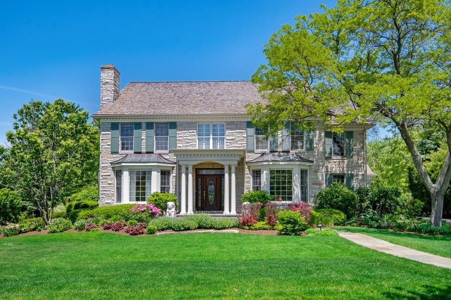 Real Estate Photography - 2888 Independence Ave, Glenview, IL, 60026 - Front View