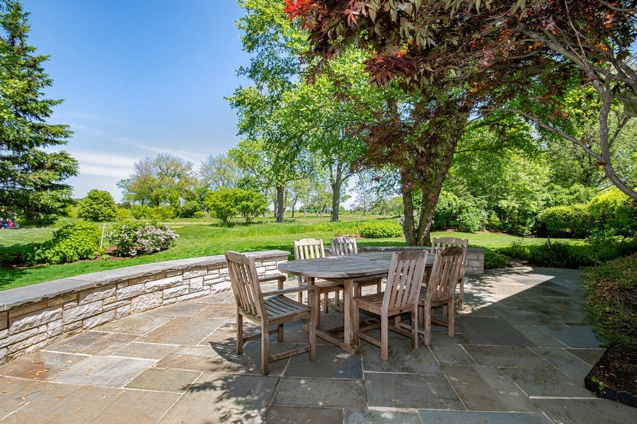 Real Estate Photography - 2888 Independence Ave, Glenview, IL, 60026 - Patio