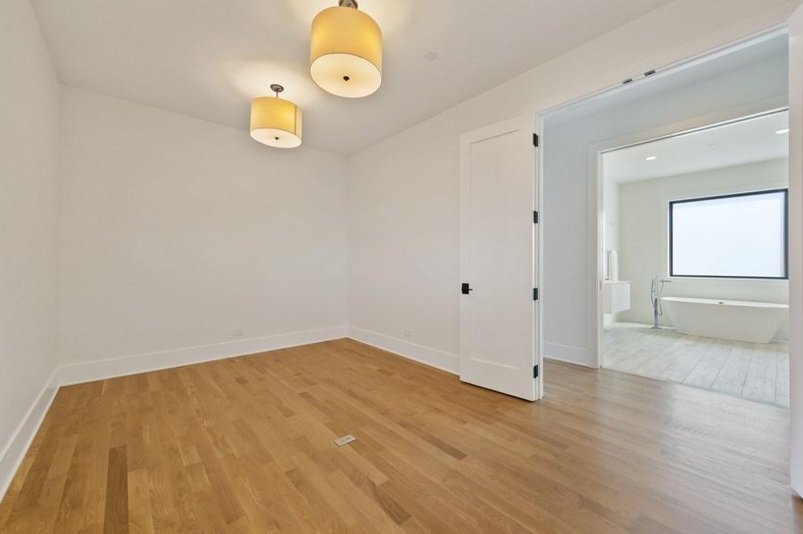 Real Estate Photography - 3647 Leavitt, Chicago, IL, 60618 - Master Closet