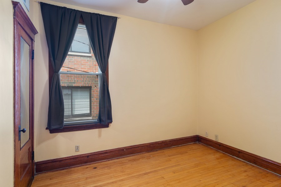 Real Estate Photography - 3110 W Irving Park Rd, Chicago, IL, 60618 - 2nd Bedroom