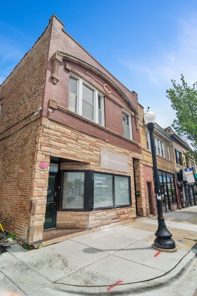 Real Estate Photography - 3110 W Irving Park Rd, Chicago, IL, 60618 - Front View