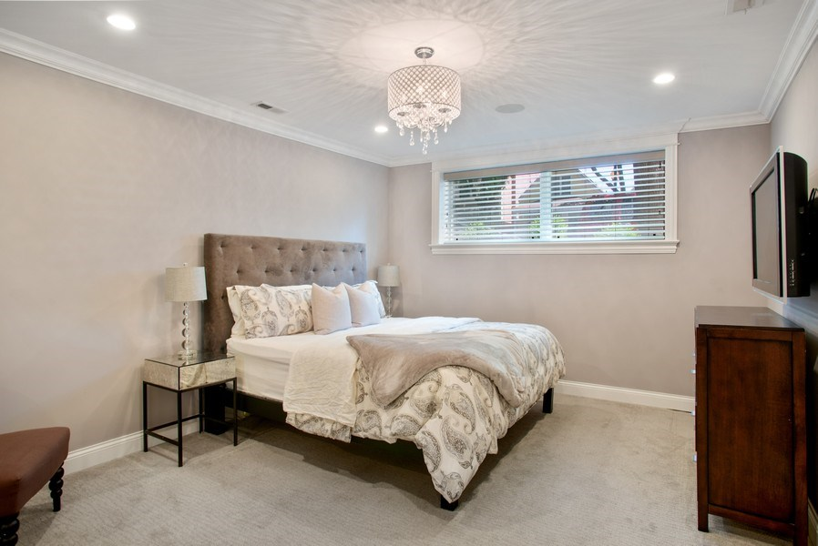 Real Estate Photography - 2250 W Roscoe, 1, Chicago, IL, 60618 - Master Bedroom