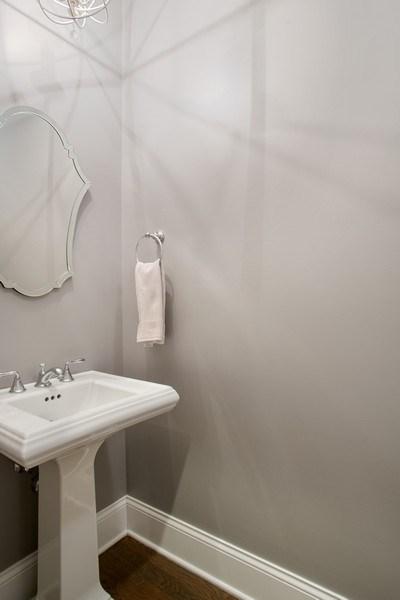 Real Estate Photography - 2250 W Roscoe, 1, Chicago, IL, 60618 - Half Bath
