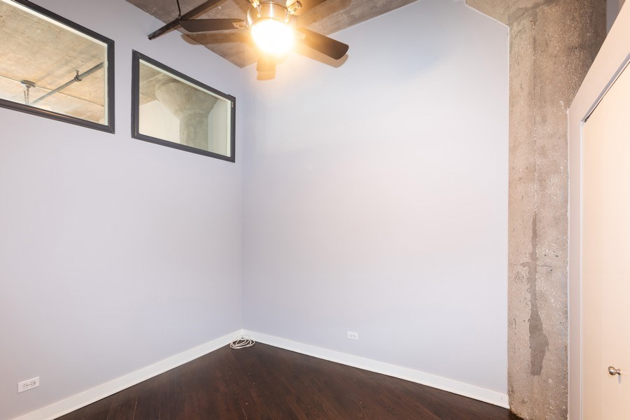 Real Estate Photography - 411 W Ontario, Unit 214, Chicago, IL, 60654 - Bedroom