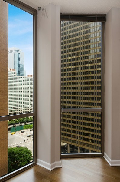 Real Estate Photography - 222 Columbus, Unit 1605, Chicago, IL, 60601 - View