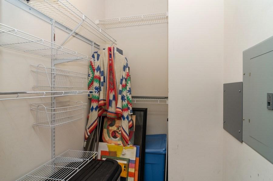 Real Estate Photography - 222 Columbus, Unit 1605, Chicago, IL, 60601 - Closet