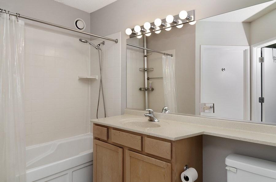 Real Estate Photography - 222 Columbus, Unit 1605, Chicago, IL, 60601 - Bathroom