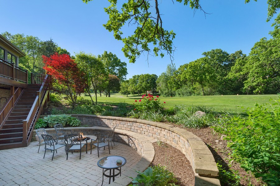 Real Estate Photography - 58 S Wynstone Dr, North Barrington, IL, 60010 - Patio