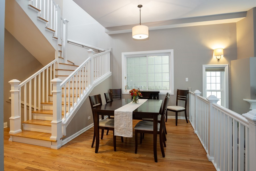 Real Estate Photography - 1708 W Wabansia, Chicago, IL, 60622 - Dining Room